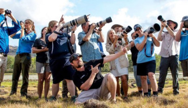 Canon Collective's Northern Territory Regional Festival: Photography Workshops with NT Bird Specialists