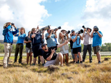 Exclusive Canon Collective tours in Kakadu led by NT Bird Specialists