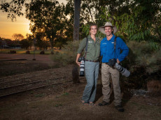 Specialist birding and wildlife team Australia, NT Bird Specialists