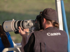 Canon Ambassador Jay Collier joins NT Bird Specialists' private bird photography cruises