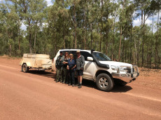 Small group birdwatching tours in luxury 4WD vehicles
