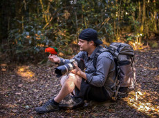 Jay Collier photography wildlife photography guide